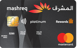 Mashreq Platinum Credit Card