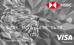 HSBC - Visa Platinum Credit Card