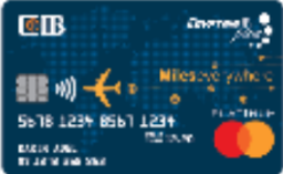 CIB Commercial International Bank - Egyptair Mileseverywhere Platinum Credit Card