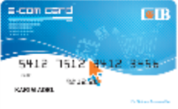 CIB Commercial International Bank - COM Card
