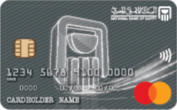 National Bank of Egypt - Mastercard Titanium Credit Card