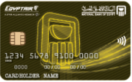 National Bank of Egypt Egyptair Credit Card